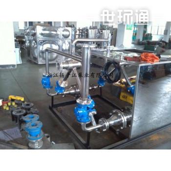 反冲洗污水提升泵站