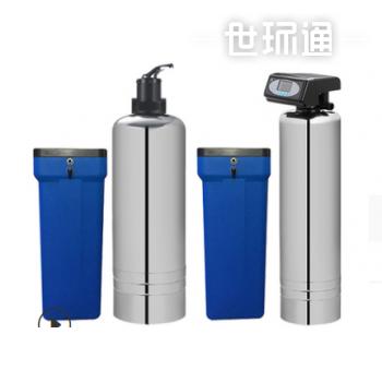 全屋大流量不锈钢软水机家用自来水除水垢过滤器软化水净水器
