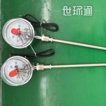 嘉航耐震双金属温度计 WSS温度计厂家