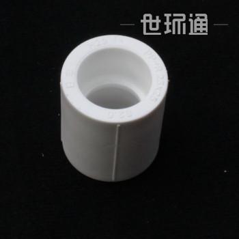 清源PPR水管配件25等径直接