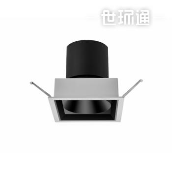 LED品质型嵌入式射灯--皓系列-5寸-方形