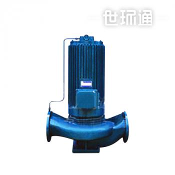 SPBG型屏蔽式管道泵