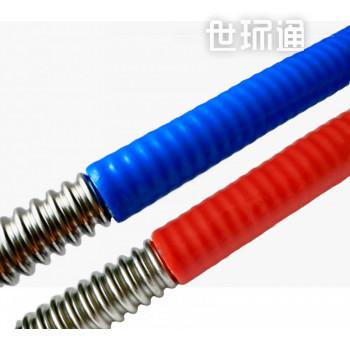 覆塑316L不锈钢波纹新型水管