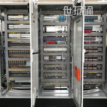 自动化设备PLC控制柜