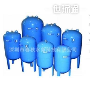 隔膜式膨胀罐 隔膜式压力罐200L 16KG 进口气压罐 进口压力罐