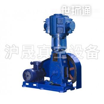 WLW无油立式真空泵