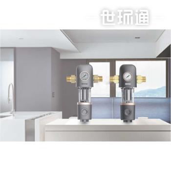 TX-D系列 半自动型净水过滤器