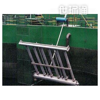 旋转式推杆滗水器
