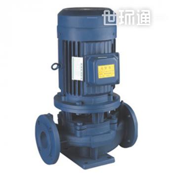 JHL单级单吸管道离心泵