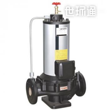 PGB屏蔽式管道泵