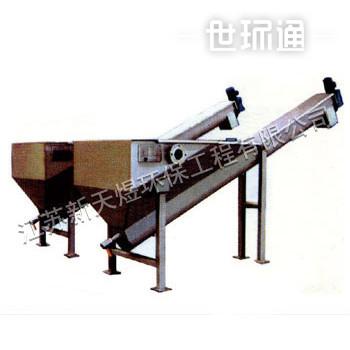LS型螺旋砂水分离器