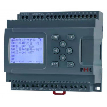 PLC可编程继电器与中文一体机