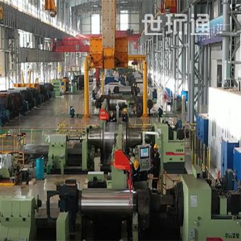 钢厂磨辊间智能产线建设及运维