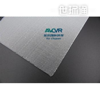 铝基蜂窝光触媒除甲醛过滤网紫外光催化铝蜂窝芯滤网