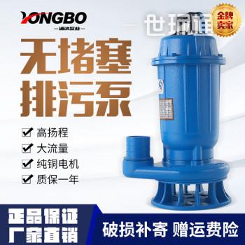 排污泵污水泵220v