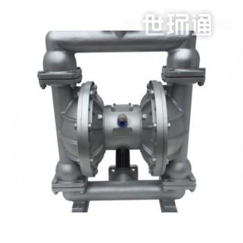 QBK-25铸铁气动隔膜泵
