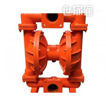 QBK-100铝合金气动隔膜泵