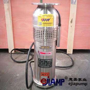 QSPF不锈钢潜水泵