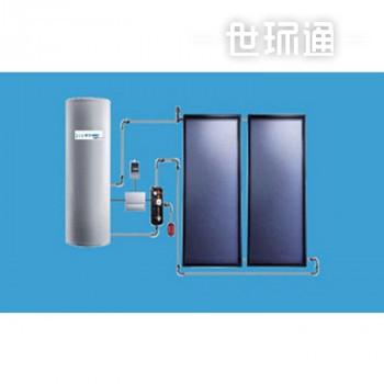 别墅式分体太阳能热水器系统