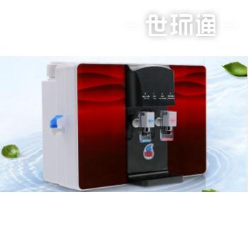加热一体净水器家用 挂式台式RO反渗透纯水净水机家用管线一体机