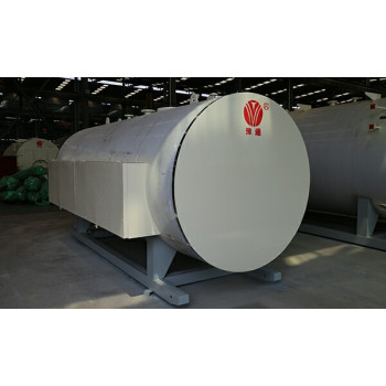 CWDR卧式电加热热水锅炉