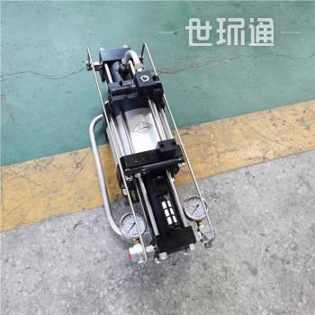 低噪音气动氮气增压泵