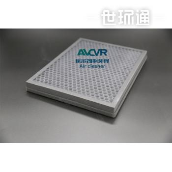 活性炭过滤器蜂窝活性炭空气过滤除甲醛设备板框式纸框高效活性炭过滤器