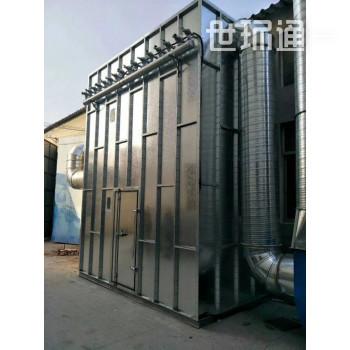 布袋式脉冲除尘器工业中央吸尘系