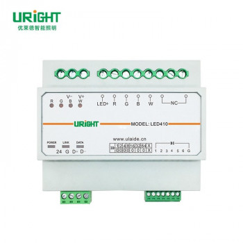 机场智能照明系统rgbw调光调色控制模块