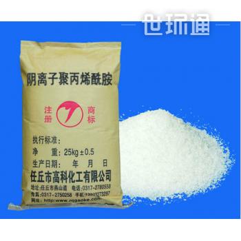 阴离子聚丙烯酰胺GK6080