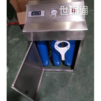 厂家直销不锈钢大框架带门净水机碳钢立柜式外壳钣金机箱加工生产
