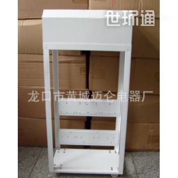 100G-600G商用白色铁质支架外壳带防尘罩全壳烤漆厂家