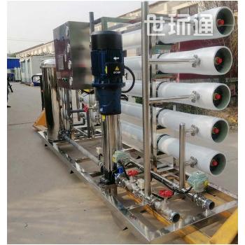 反渗透设备厂家直供 超滤设备 纳滤设备