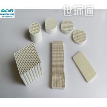 光氧设备蜂窝陶瓷纳米二氧化钛光催化板 除甲醛催化板光触媒UV光催化过滤网