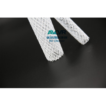 定制AOP高级氧化法UV光催化除甲醛光催化筒式铝箔网光触媒过滤网