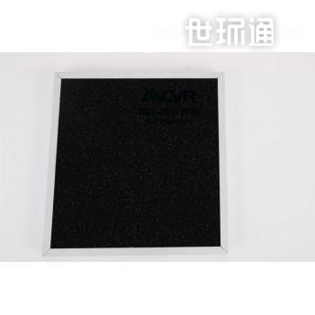 活性炭过滤棉 除TVOC 海绵蜂窝状碳网 过滤加厚黑色纤维除臭氧过滤网