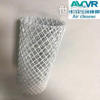 纳米级二氧化钛光催化板过滤网 暖通风道光触媒净化器铝箔网二氧化钛光触媒过滤网