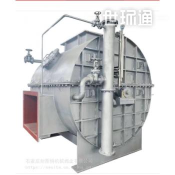 冶金阀门厂家 耐斯特 SNF648W-2.5煤气水封逆止阀