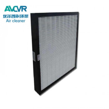 双向流新风机系统 高效HEPA过滤网组合抗菌空气净化除霾PM2.5
