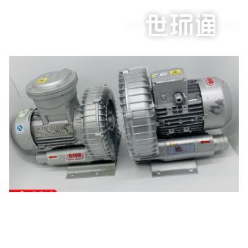 回旋式环型高压环保除尘风机用途回转环形鼓风机