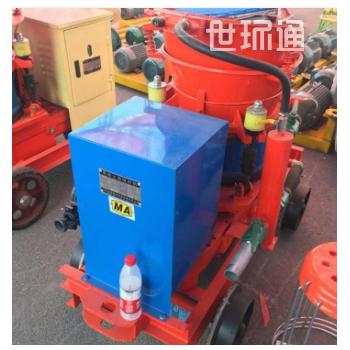 煤矿转子式混凝土喷射机 广东湛江小型混凝土喷射机空压机