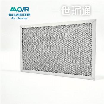 uv光解工业废气治理 光触媒铝箔网二氧化钛铝箔网过滤光触媒催化过滤网