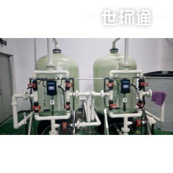 润新陶瓷芯球阀软化过滤系统