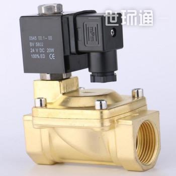 STP-25常开常闭不锈钢电磁阀