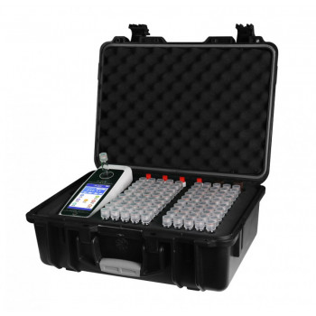 SH-9007系列手持式多参数水质分析仪