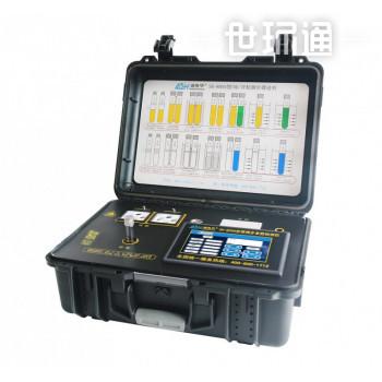 SH-800A型便携式多参数水质分析仪