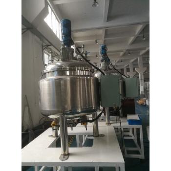 平板膜生产设备