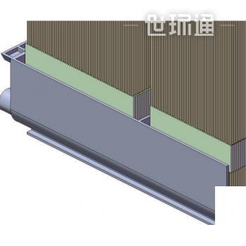 OU 系列浸没式超滤帘式膜组件