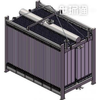 膜生物反应器组器
