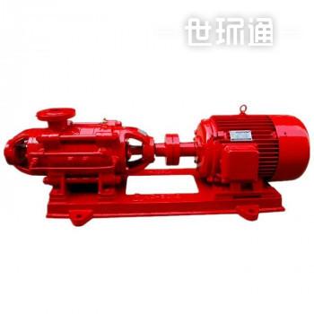 D型卧式多级离心泵 高压卧式多级增压泵